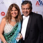 AIF Trustees Bulbul & Vimal Bahuguna at the 2011 Chicago Gala
