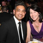 2011 Chicago Gala Honoree Sanjay Jha and his wief Fiona