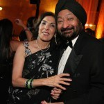 2011 Chicago Gala Attendees Biri and Sukhit Gill