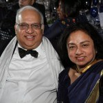 2012 Chicago Gala Attendees Mr. and Mrs. Ravi Saligram