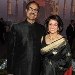 2012 Chicago Gala Chairs and AIF Trustees Mukesh and Nita Gangwal