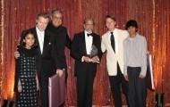 Shivan Subramanian, Jonathan Bush & Victor Menezes at the Annual New England Gala