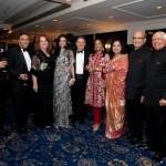 Victor Menezes, Dinesh & Ila Paliwal, John & Beth Veihmeyer, Arun & Poornima Kumar, Pradeep Kashyap and friends
