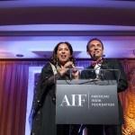 Corporate Leadership Awardees Neerja Sethi and Bharat Desai, Co-Founders of Syntel, Inc.