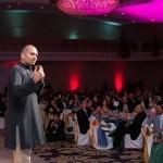 Jefferson Awardee for Public Service Nipun Mehta delivers an inspiring keynote speech