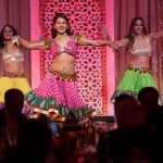 Acclaimed dance sensation Shakti Mohan performs
