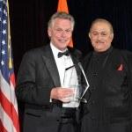 US Advisory Council Member Sudhakar Shenoy with Terry McAuliffe at the 2012 DC Gala