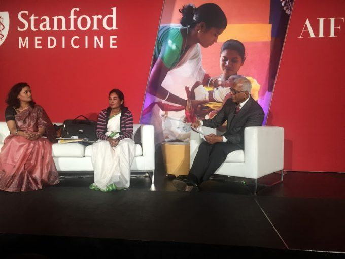 AIF Director of Public Health at Stanford Symposium