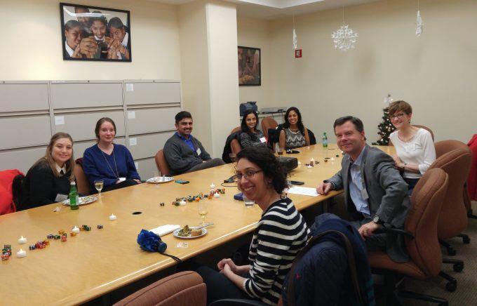 Alumni Connect in New York