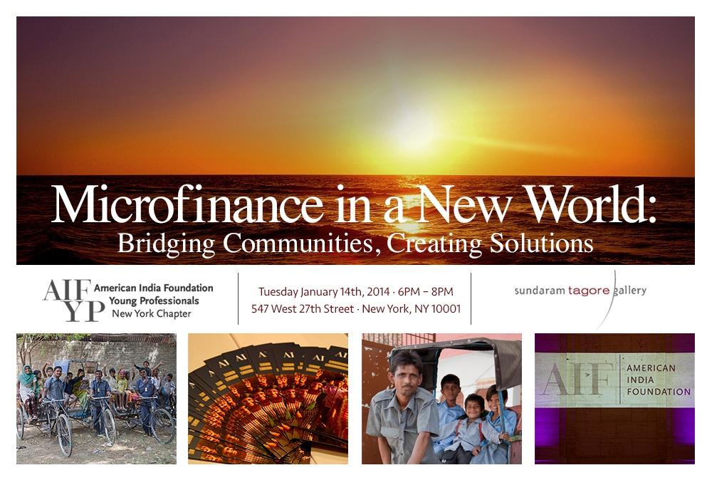 YPNY_MicrofinanceEvent_Jan2014