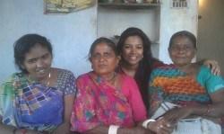 Me and the wonderful women of Nyaya Samitee