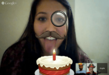 Our fellowship class created 'small groups' of 3-4 people to Skype regularly. Our sessions got a little bit silly.