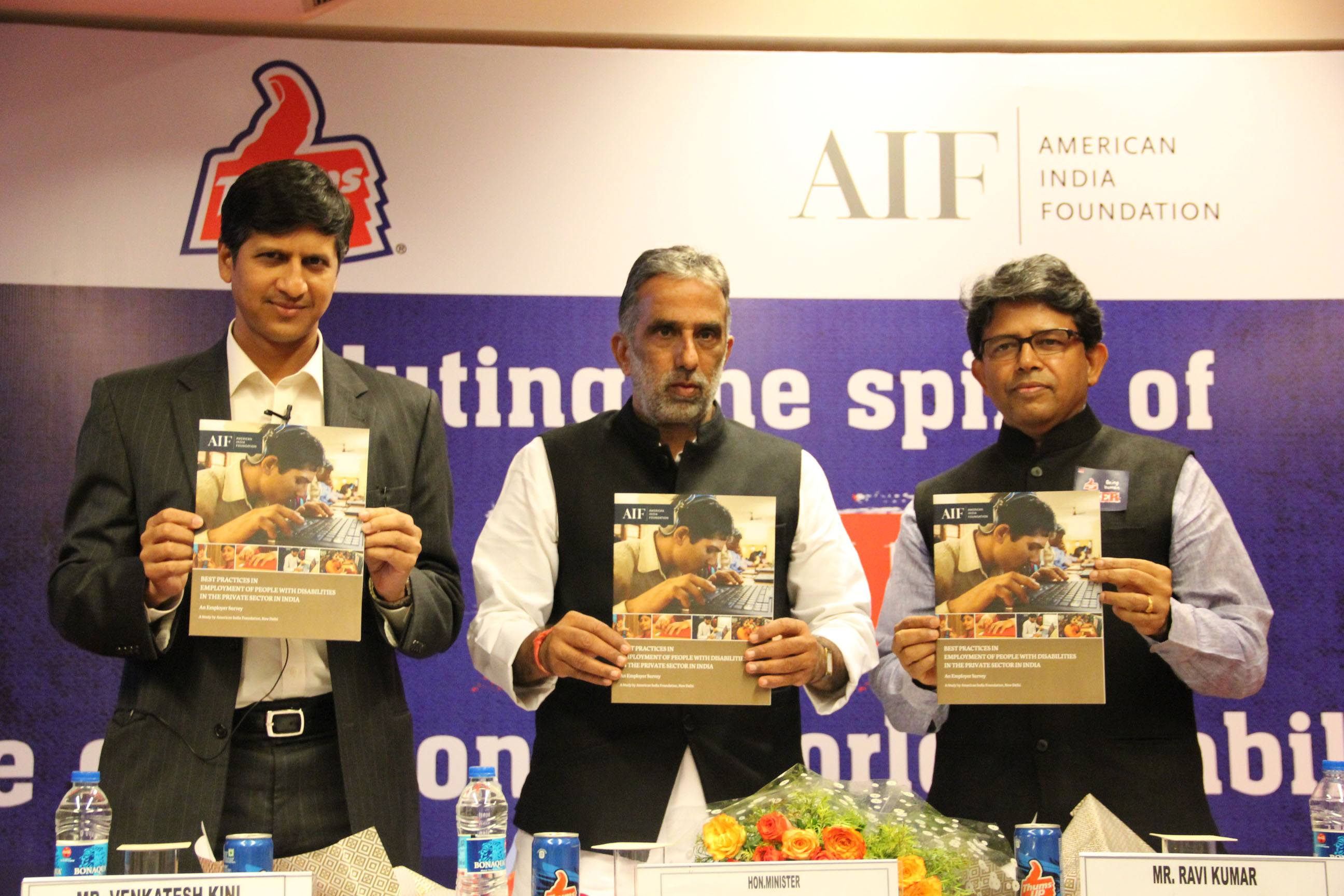 Disability Report_Launch Photo