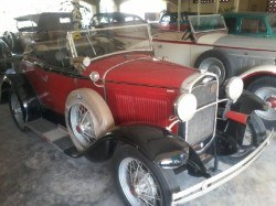 1931 model a