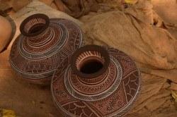 pottery from lodai kutch