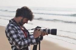 Beach Videography counts as employment (photo courtesy of Michael Eijansantos)