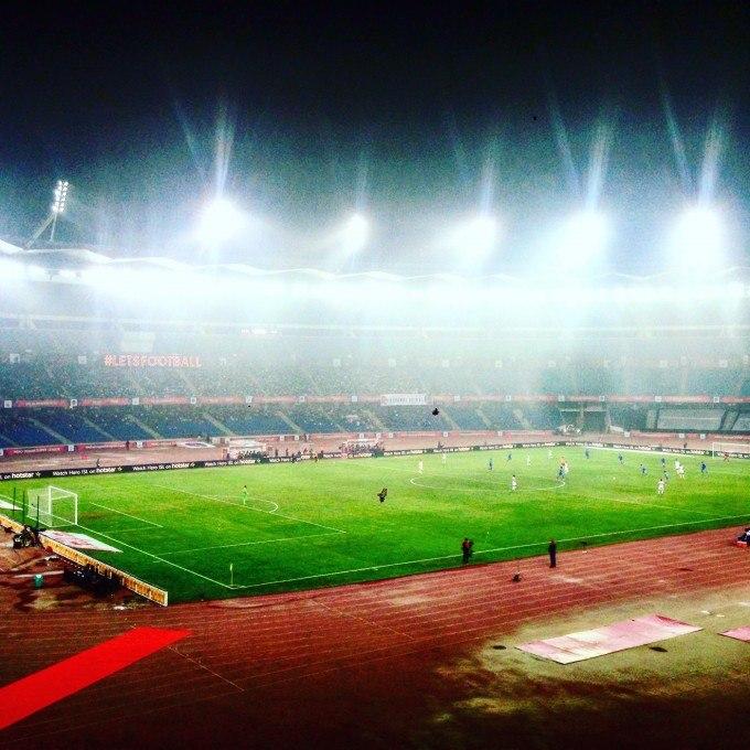 Delhi Dynamo take on FC Goa