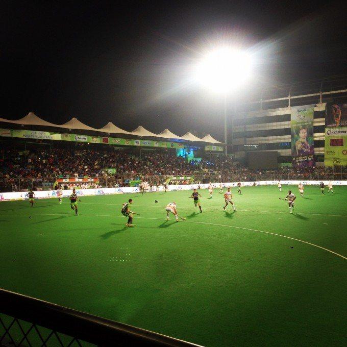 Delhi Waveriders vs. Kalinga Lancers