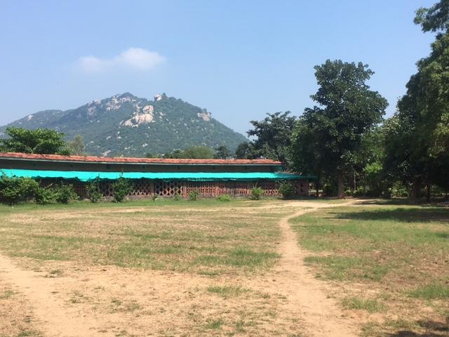 Bhasha's Adivasi Academy campus