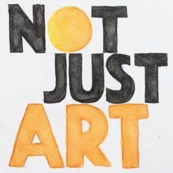 Not Just Art logo