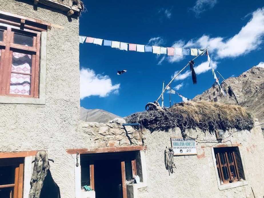 Himalayan Homestay house