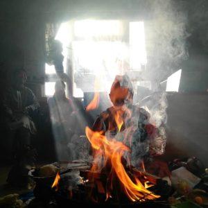 The Vishwakarma Puja Ceremony