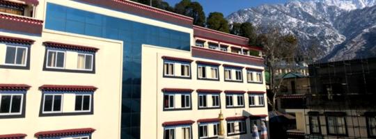 new historic Tibet museum