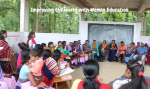 Representative Image of Educating Women Farmers for sustainable organic farming practices. Photo Credit: Srijan Foundation
