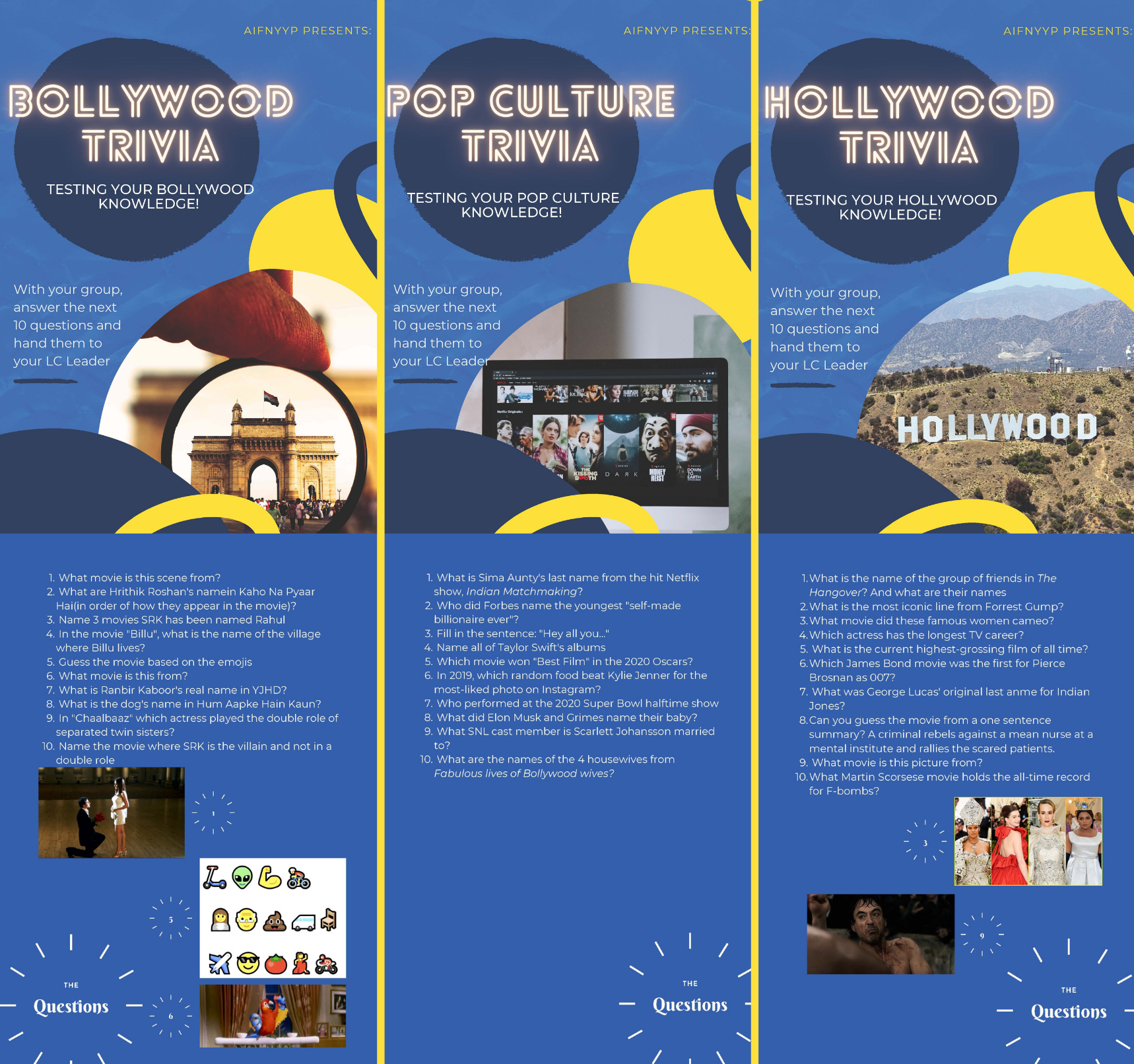 Categories: Bollywood Trivia, Pop Culture Trivia, Hollywood Trivia.