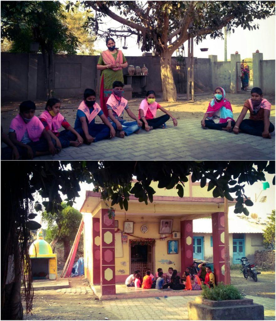 Balsena meeting at the community centres